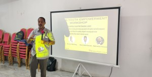 Berberas Borgmästare talar